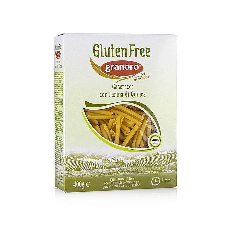 Granoro Casarecce, Quinoával, gluténmentes, No.475,  400 g