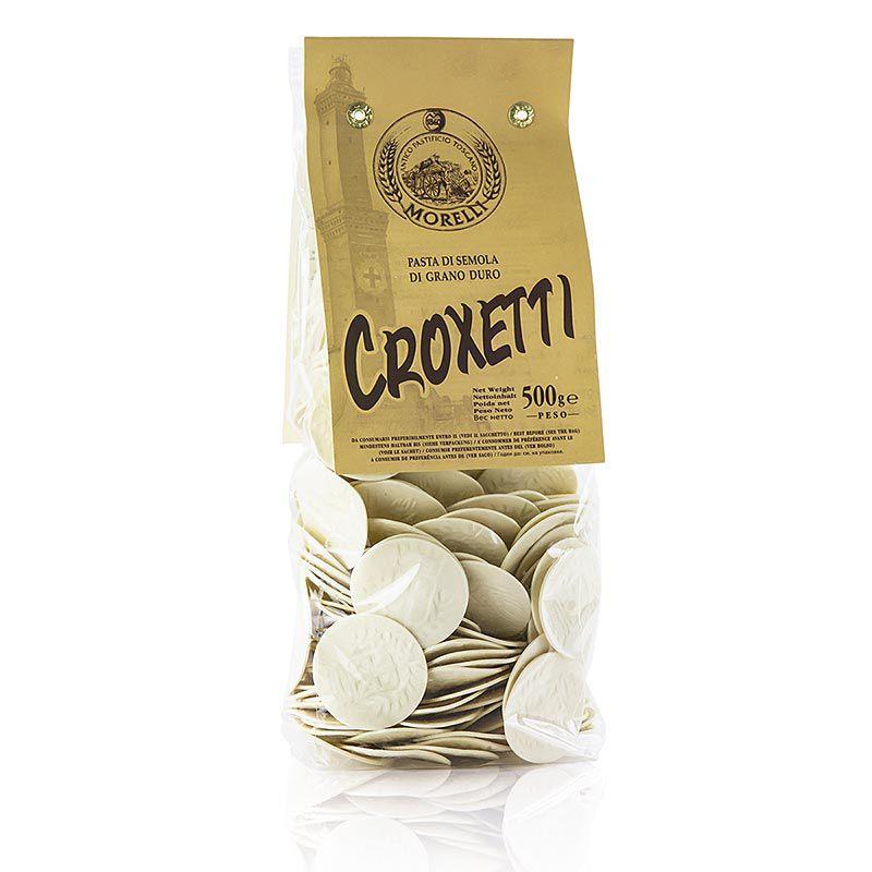 Morelli 1860 Croxetti, Germe di Grano, búzacsírával  (500 g)
