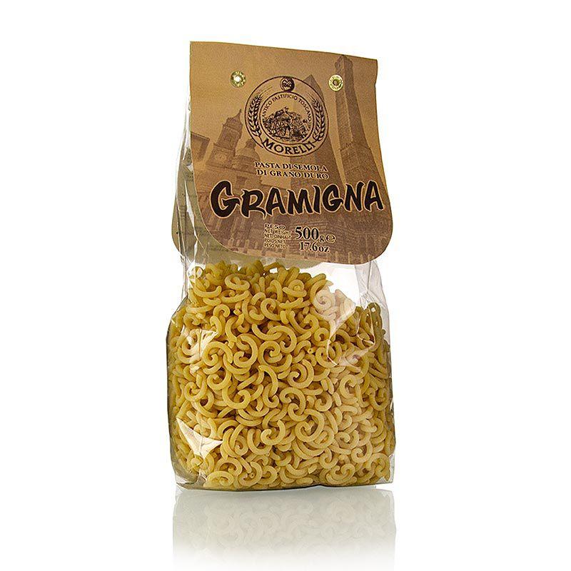Morelli 1860 Gramaigna, durumbúzával (levestészta) 500 g