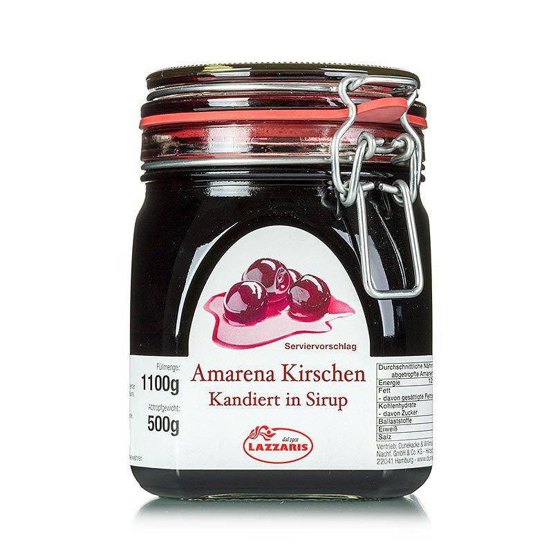 Amarena-Cseresznye, szirupban, 1,1 kg