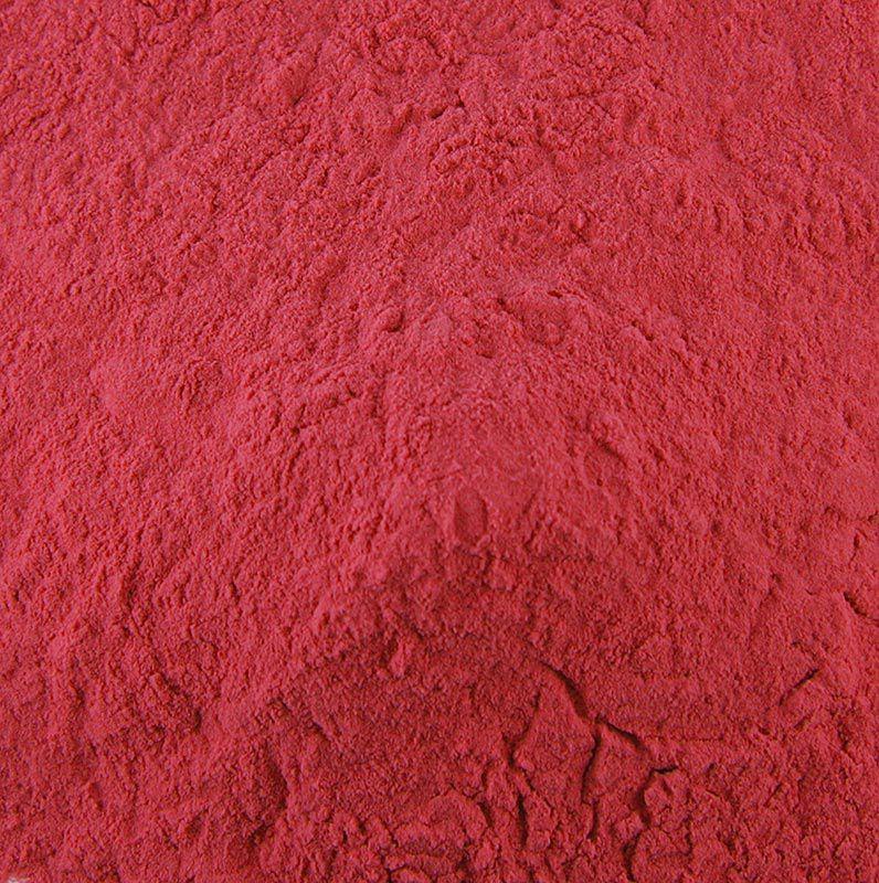 Ribizli (Cassis) gyümölcspor, porlasztva szárítva, 1 kg maltodextrinnel