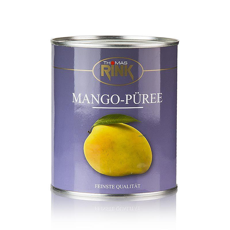 Mangó püré, cukrozott RINK, 850 g