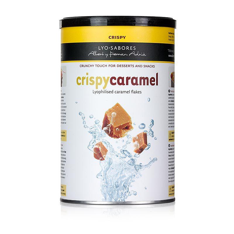 Lyo-Sabores, ropogós karamell, karamellás ízű pelyhek, 200 g