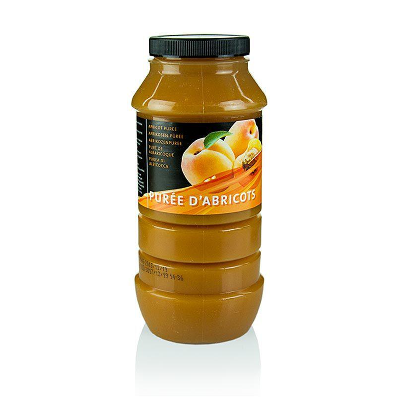 Püré - sárgabarack, cukorral, La Vosgienne 1 kg