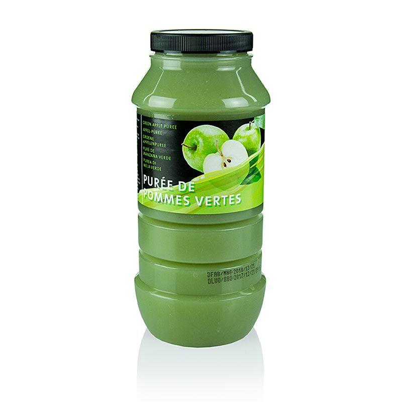 Püré - Zöld alma, cukorral, La Vosgienne 1 kg