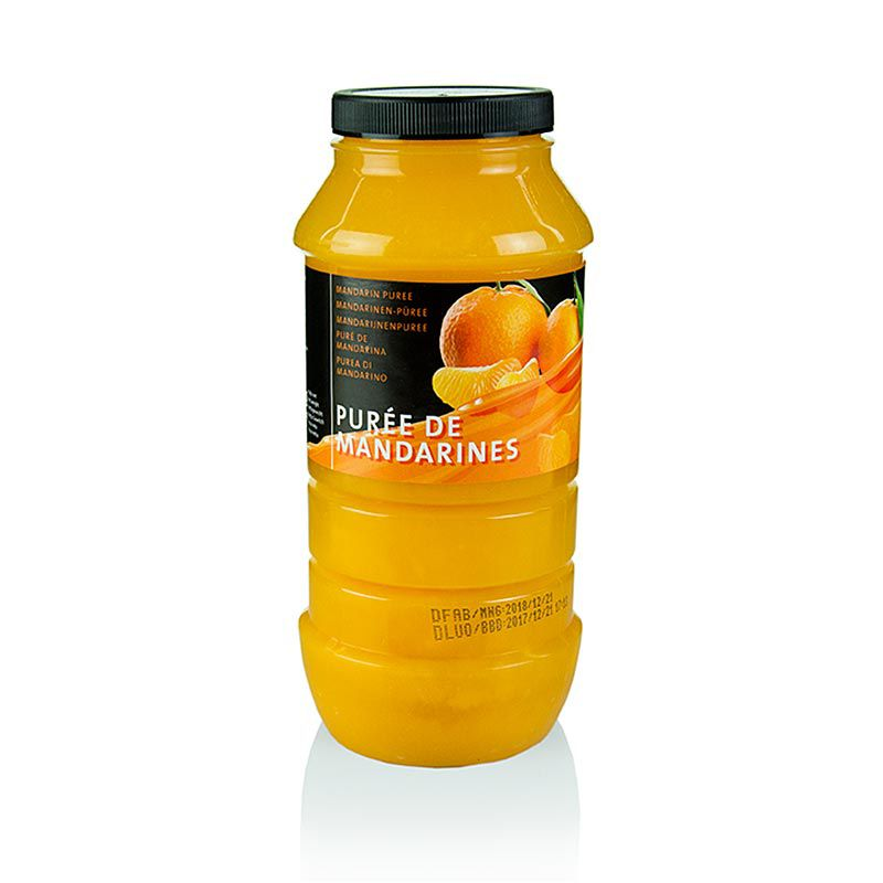 Püré - Mandarin, cukorral, La Vosgienne 1 kg