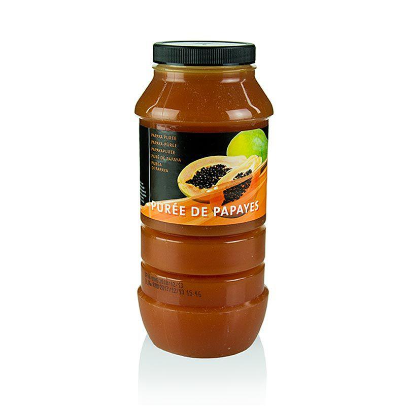 Püré - Papaya, cukorral, La Vosgienne 1 kg