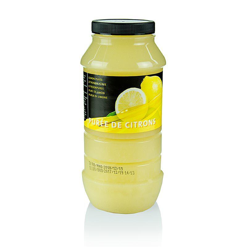 Püré - Citrom, cukorral, La Vosgienne 1 kg