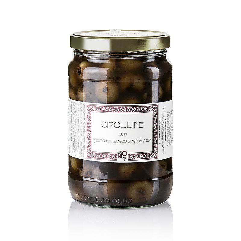 Cipolline all aceto balsamico - Hagyma balzsamecetben, AMERIGO,  1,5 kg
