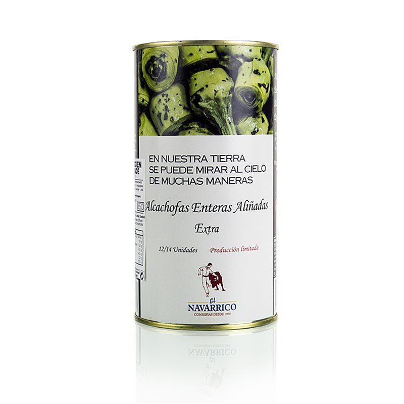 Articsóka, nyéllel, 9-12 darab, NAVARRICO,  780 g