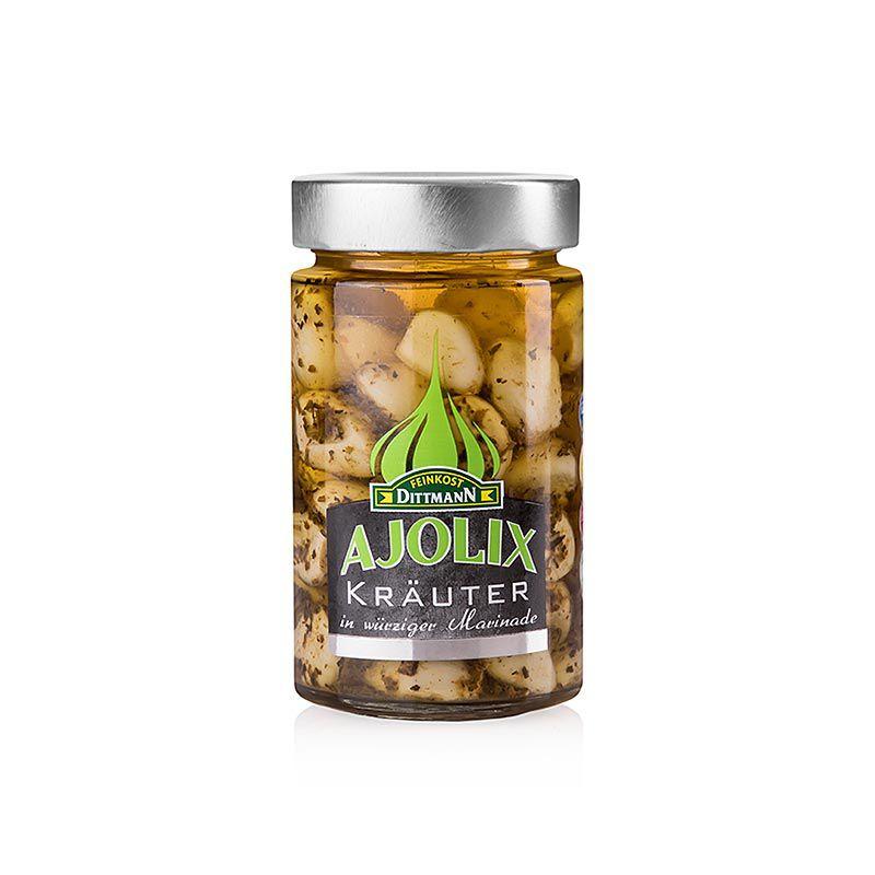 Ajolix fűszeres, fokhagyma fűszerpácban, DITTMANN,  230 g