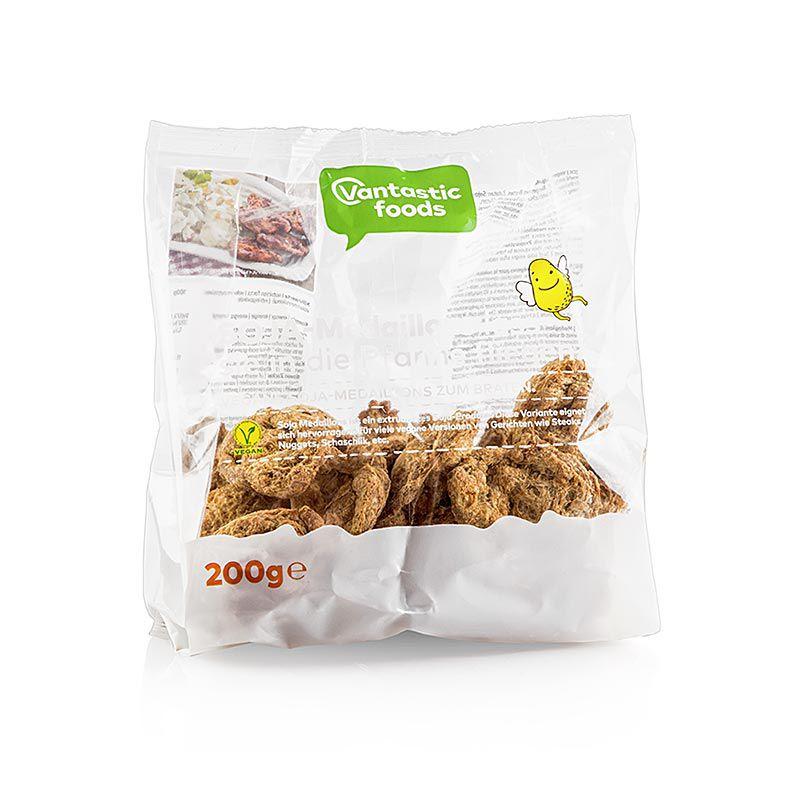 Szója medálok, vegán, Vantastic Foods 200 g