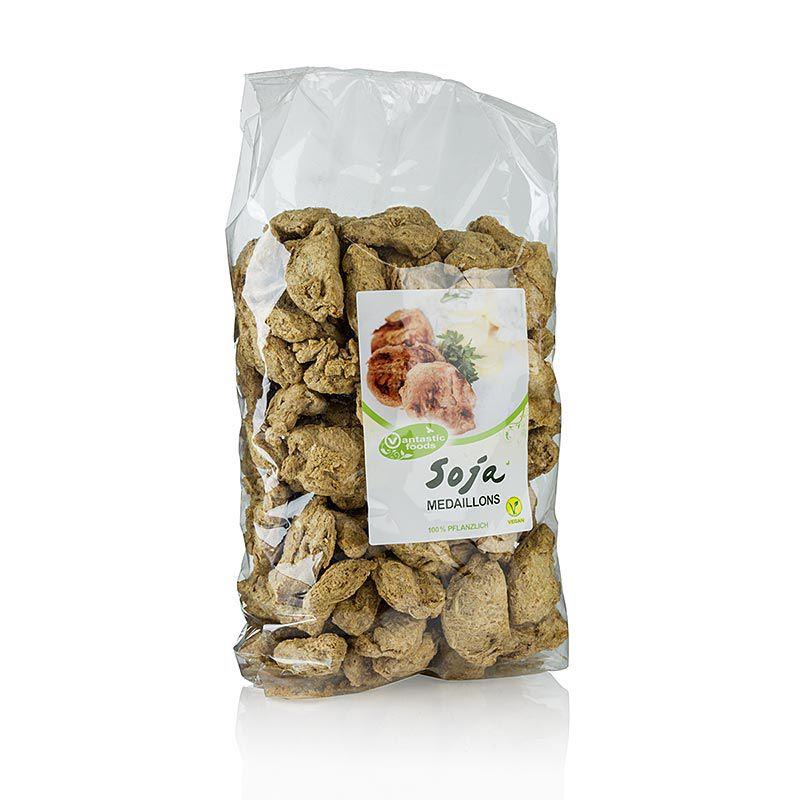Szója medálok, vegán, Vantastic Foods 800 g