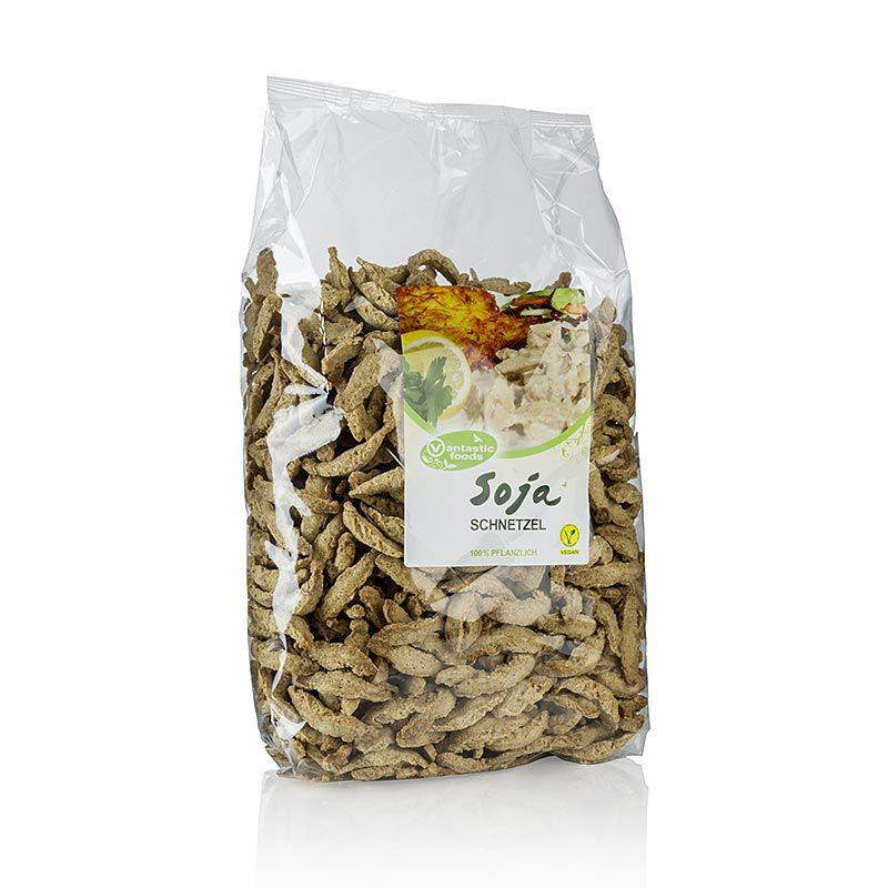 Szója Schnetzel, vegán, Vantastic Foods 1 kg