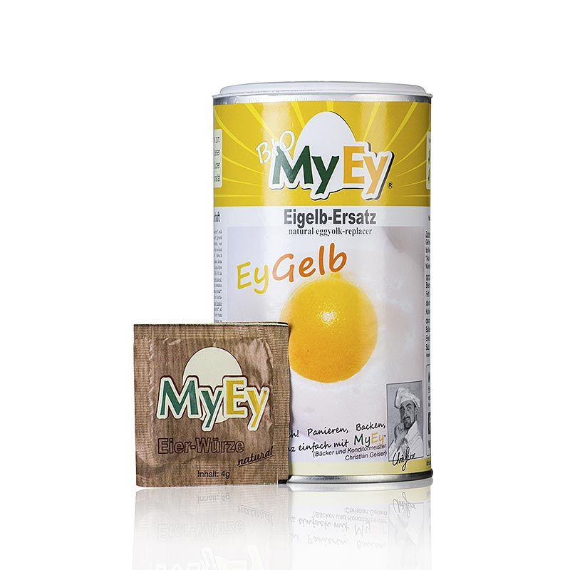 MyEy - Ey Sárga, Tojássárgája helyettesítő, tojásmentes, vegán, BIO 200 g