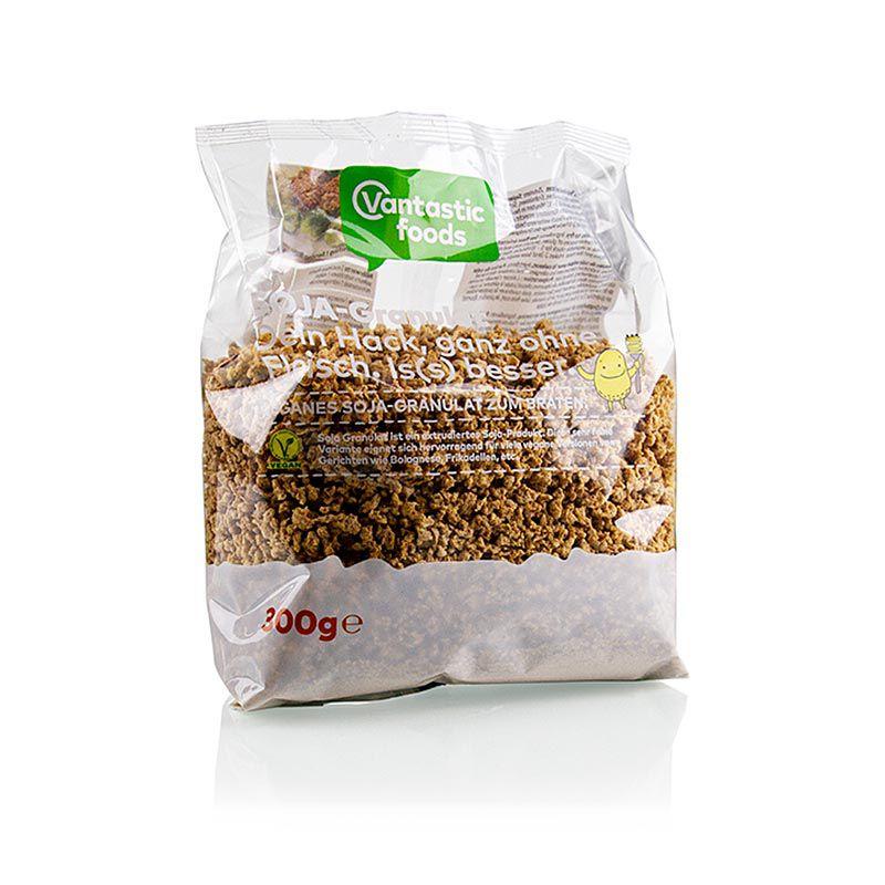 Szója Granulát, vegán, Vantastic Foods 300 g