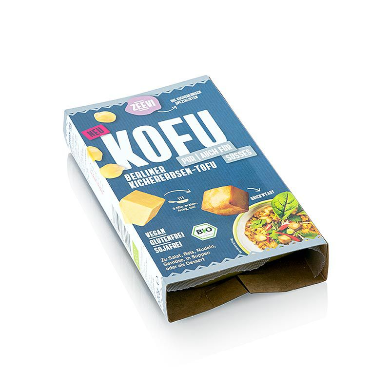 """Zeevi KOFU Pur, Csicseriborsó Tofu"""", BIO 200 g"""""""