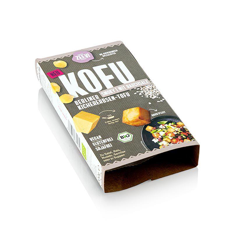 "Zeevi KOFU Smoky, Csicseriborsó Tofu"", BIO 200 g"""