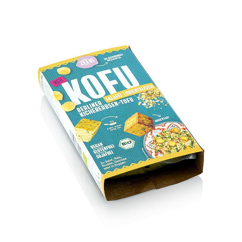 "Zeevi KOFU Falafel, Csicseriborsó Tofu"", BIO 200 g"""