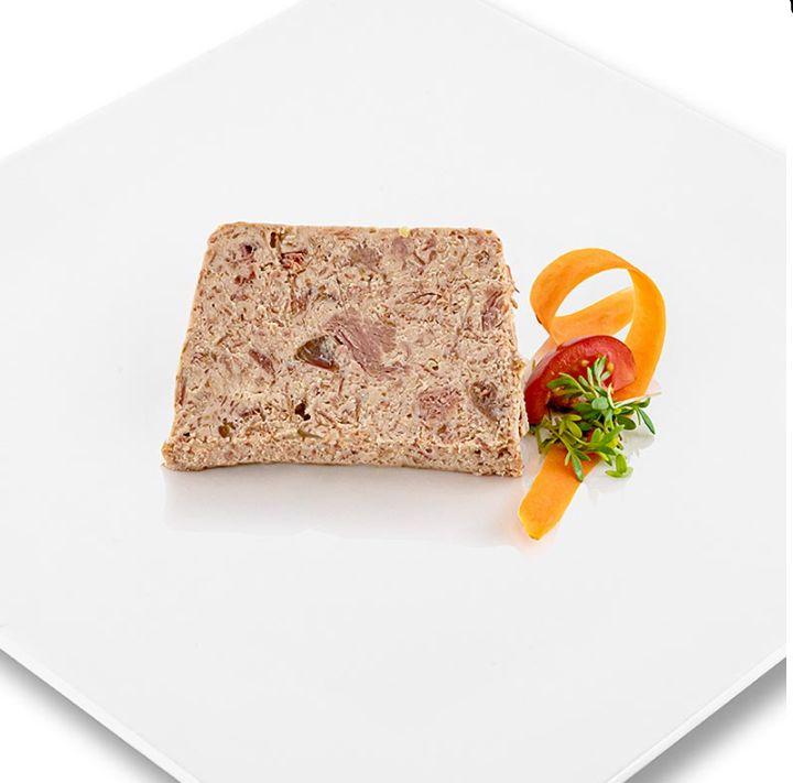 Alliance Gourmande, kacsahús 45% libamájjal, kenhető, Rougie, 500 g